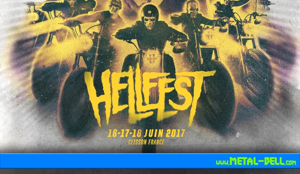 HellFest 2017 Clisson France - Preview